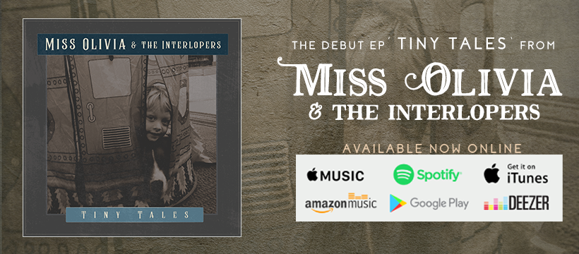 Miss Olivia and the Interloopers
