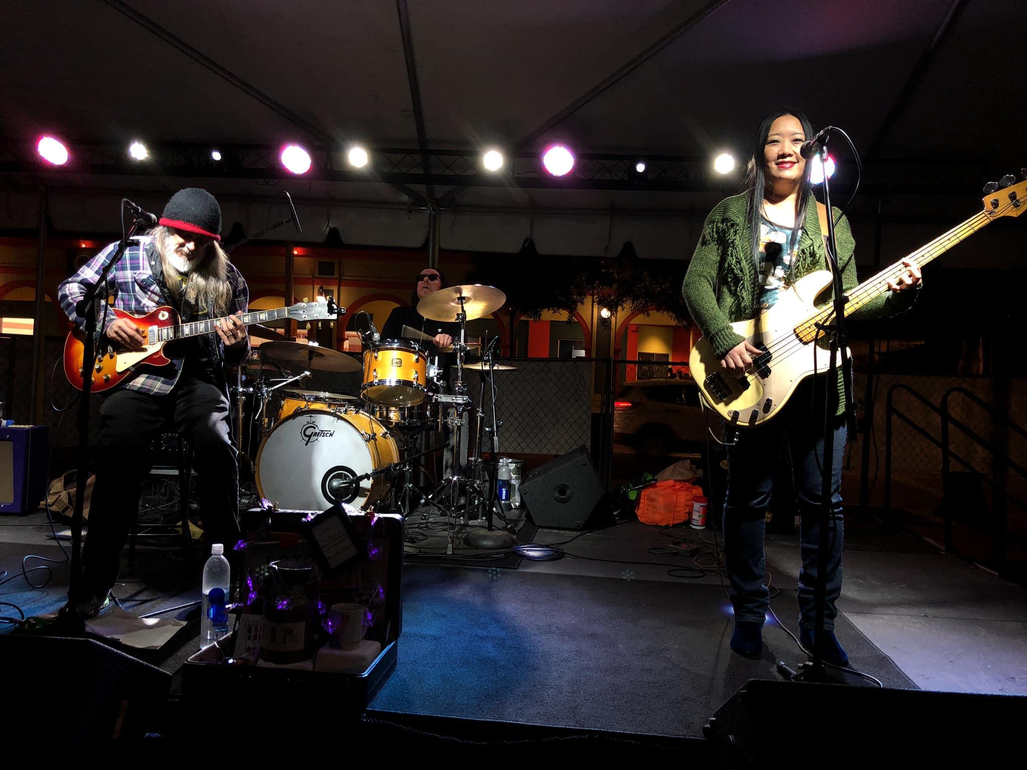 Bryan Dean Trio at the Hut